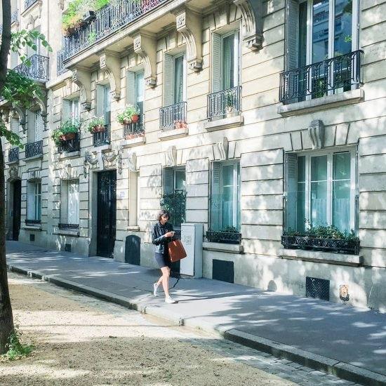 【スタッフコラム】パリに行ってもやめられない