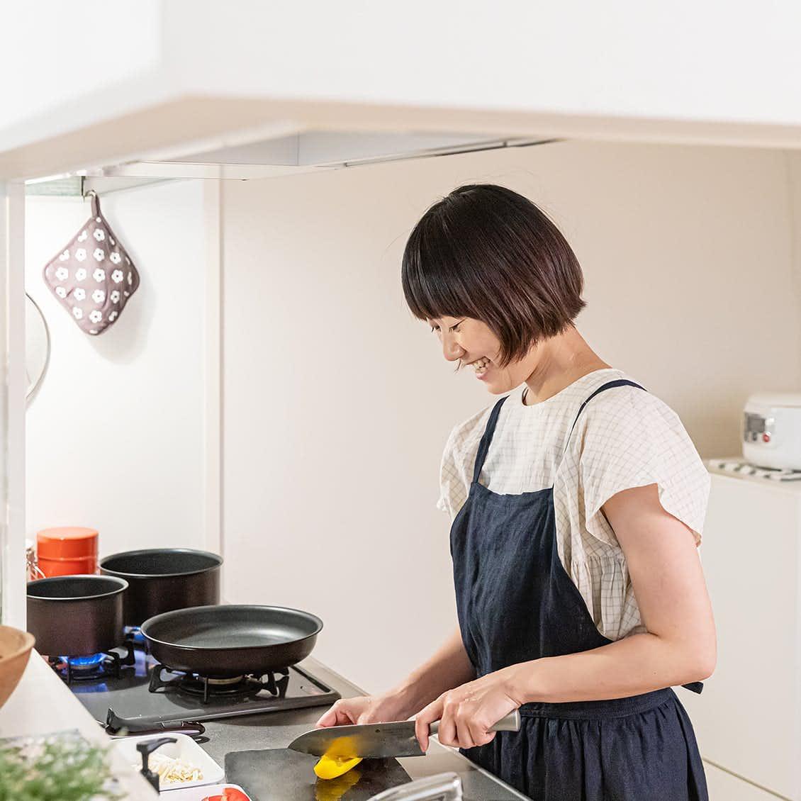【BRAND NOTE】食事づくりは「料理」だけじゃないから。平日の夕飯が、鍋えらびでこんなに変わった!