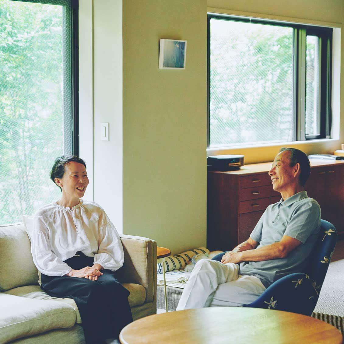 【BRAND NOTE】第2話:二世帯暮らしで気づいた、グリーンの楽しみ。(引田かおりさん・ターセンさん)