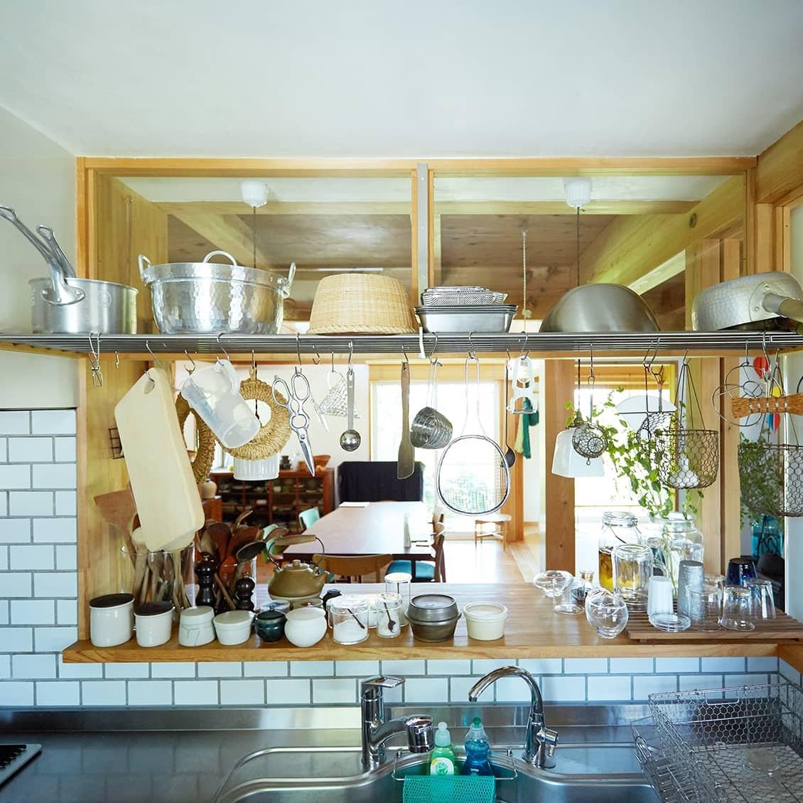 【すきま収納を味方に】今あるキッチンも「すきま」を活用すればもっと使いやすくなる?