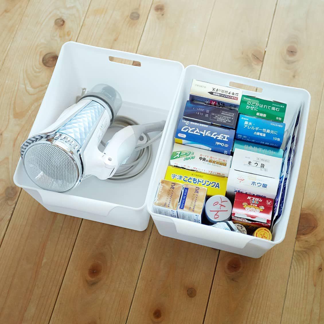 【すきま収納を味方に】タオル、洗濯、掃除アイテム……ものが多い「洗面所」の収納アイデア