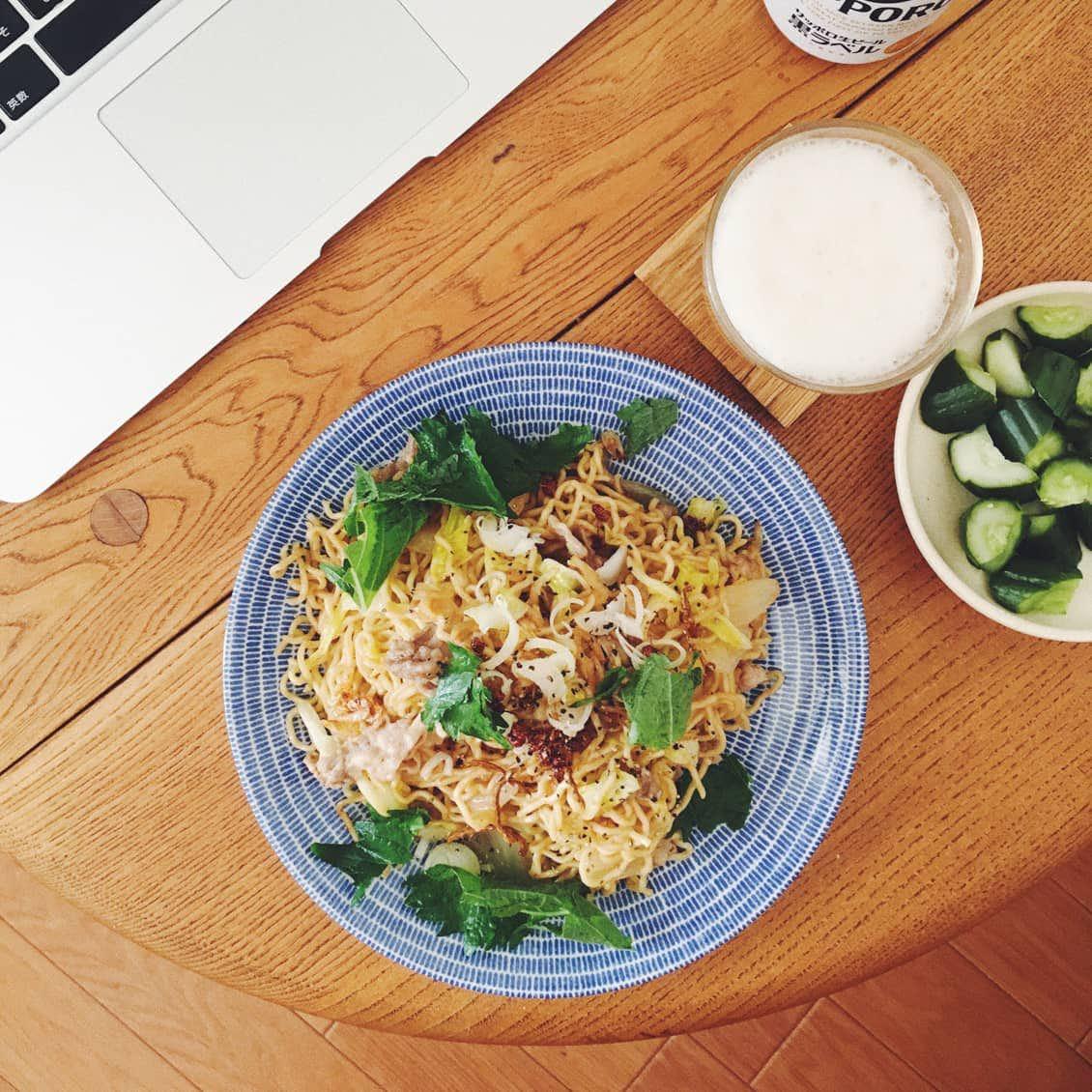 【スタッフコラム】夏は麺料理がおいしい季節。