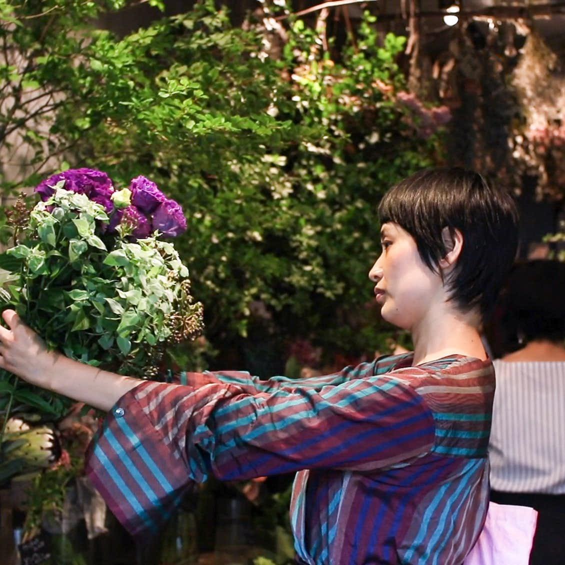 【うんともすんとも日和】第4弾!当店の人気連載「私にちょうどいい美容」を執筆してくれた長田杏奈さんが登場です。