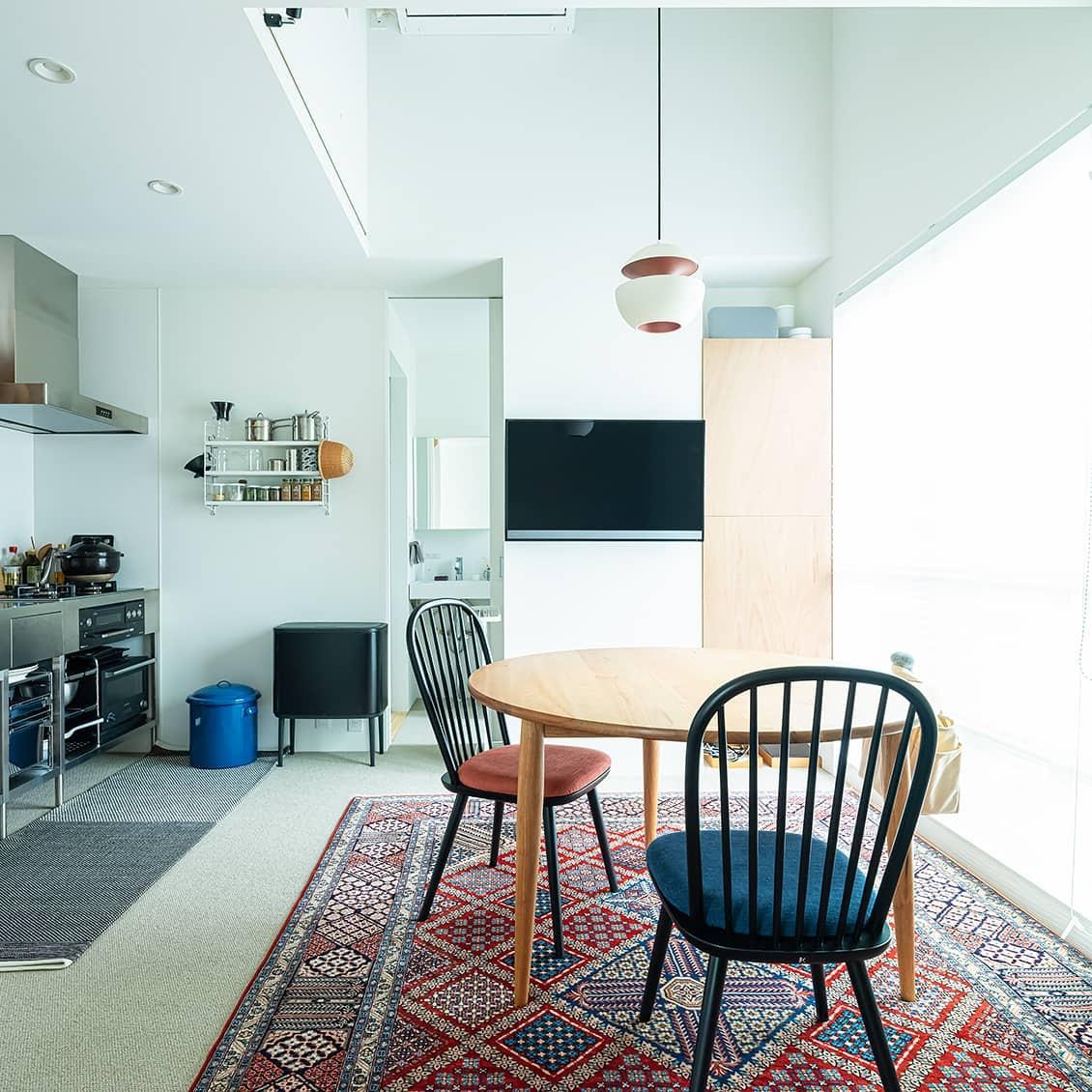 【小さな家のインテリア】第1話:居住スペース38平米の一軒家、狭さがメリットになる暮らし方