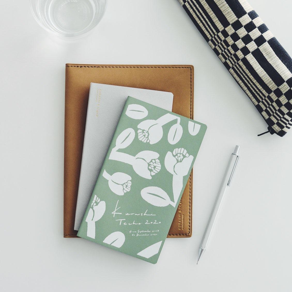 【手帳キャンペーン】今年もはじまりました!当店オリジナル「クラシ手帳」をお買い物いただいた方、全員にプレゼント!