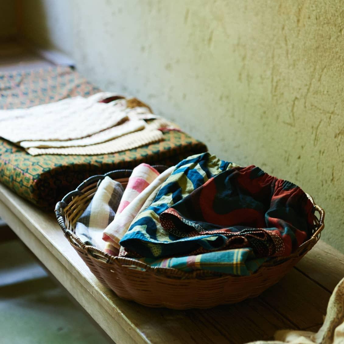 【フィットするしごと】前編:夢の在りかはたまたまインド。「ハンカチを縫う」から始めたビジネス(nimai-nitai・廣中桃子さん)