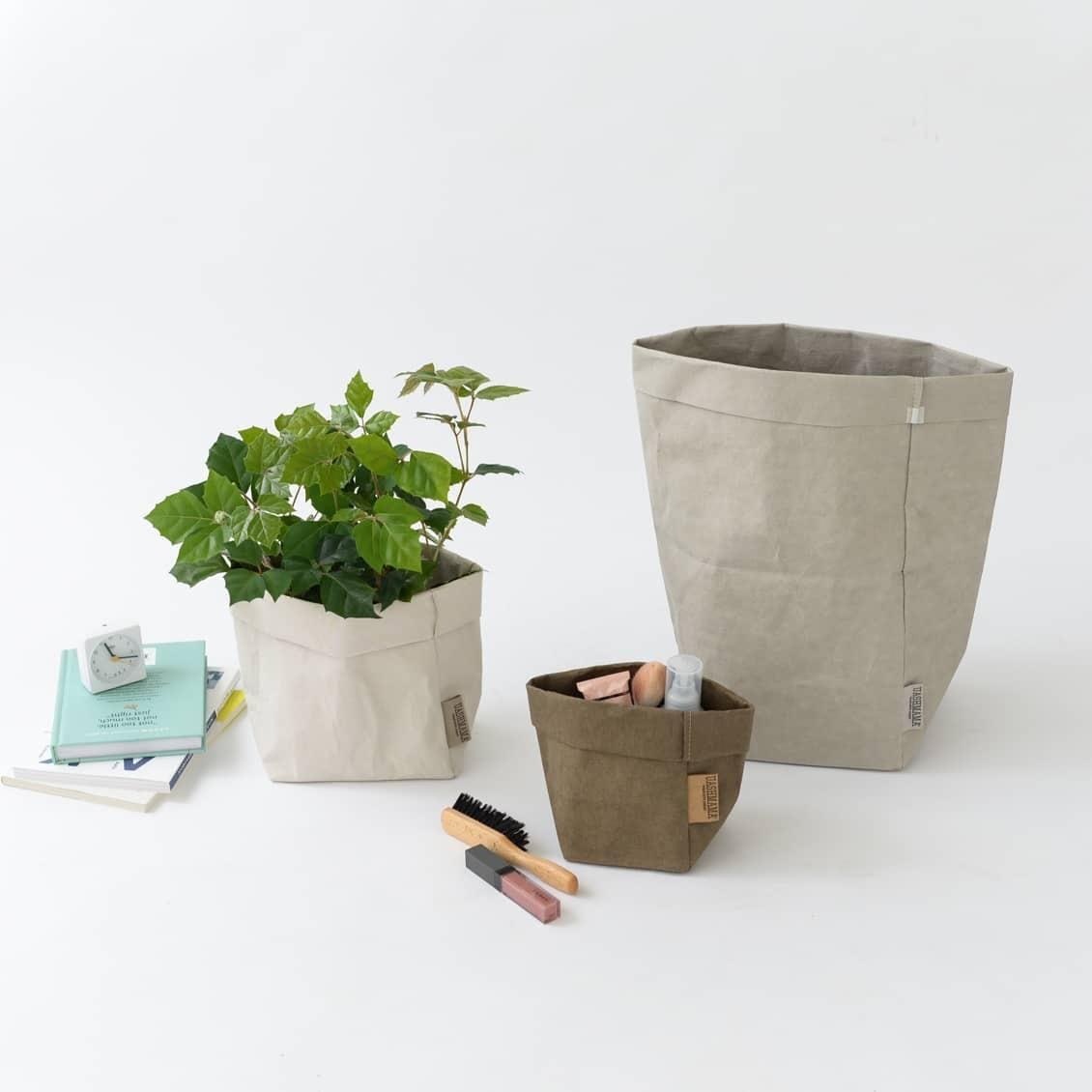 【新商品】生活感をかわいくカバーできる、ペーパー収納バッグを見つけました♩