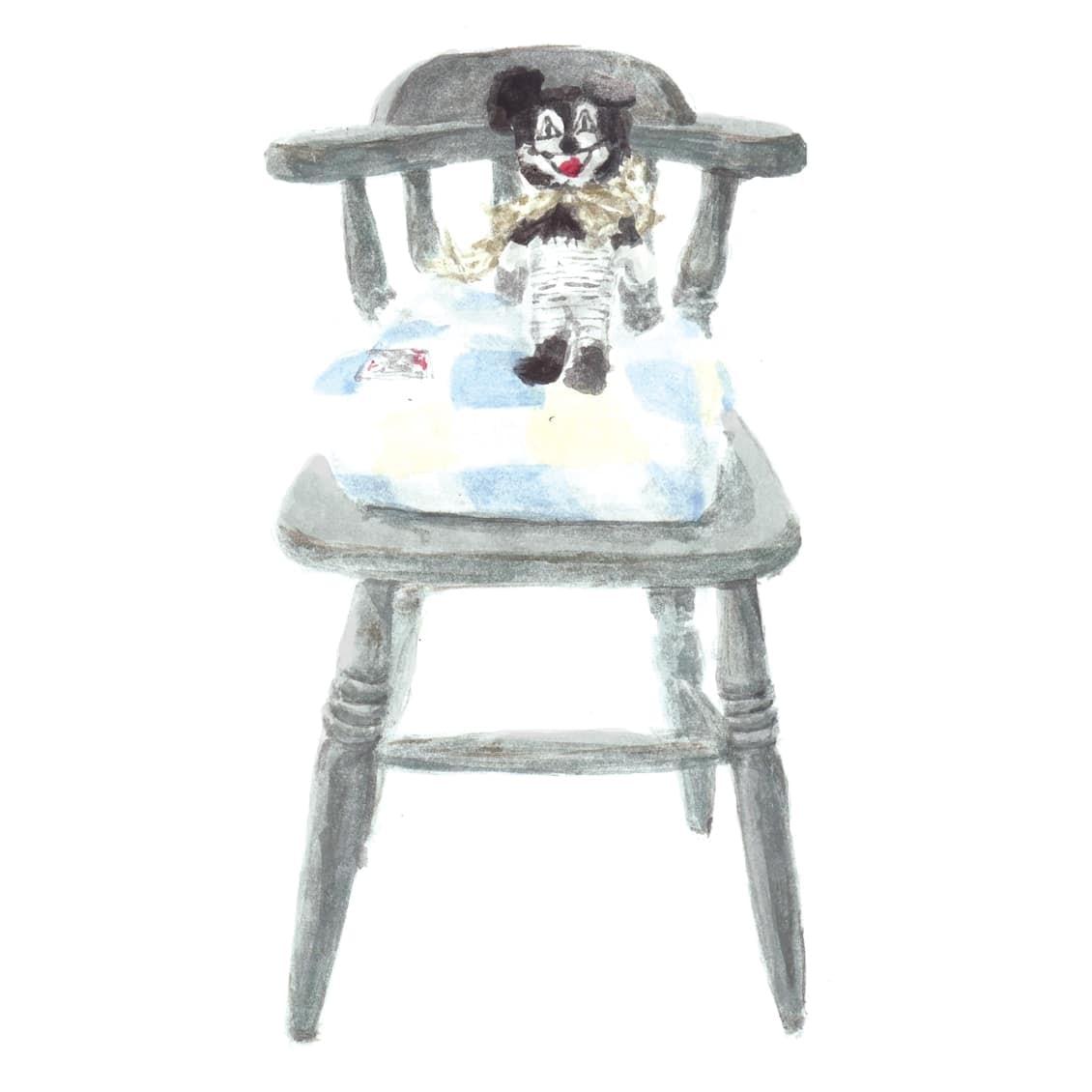 【あると、うれしい】20年ものの椅子に、IKEAの水性ペンキを塗ってみたら……
