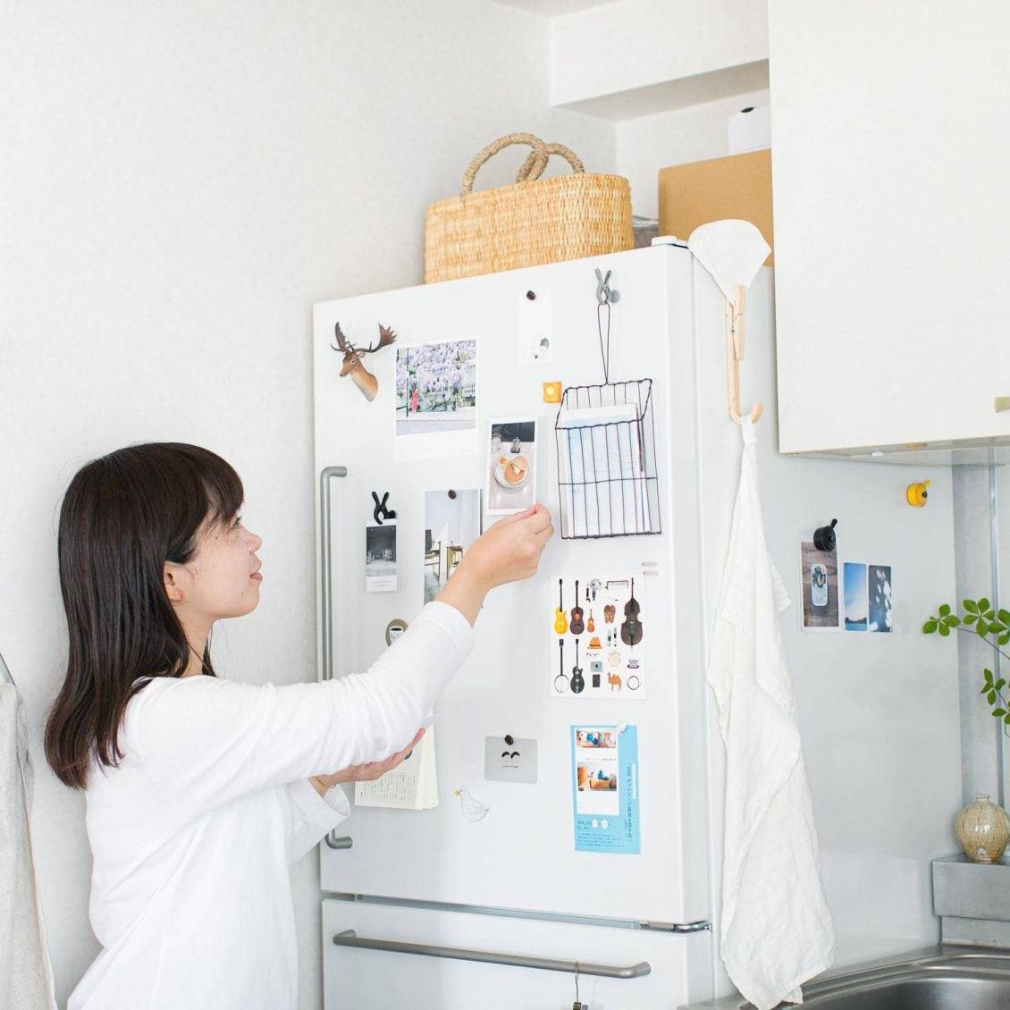 【BRAND NOTE】冷蔵庫からベッドルームまで。スタッフ宅で見つけた、自分の「好き」の残しかた