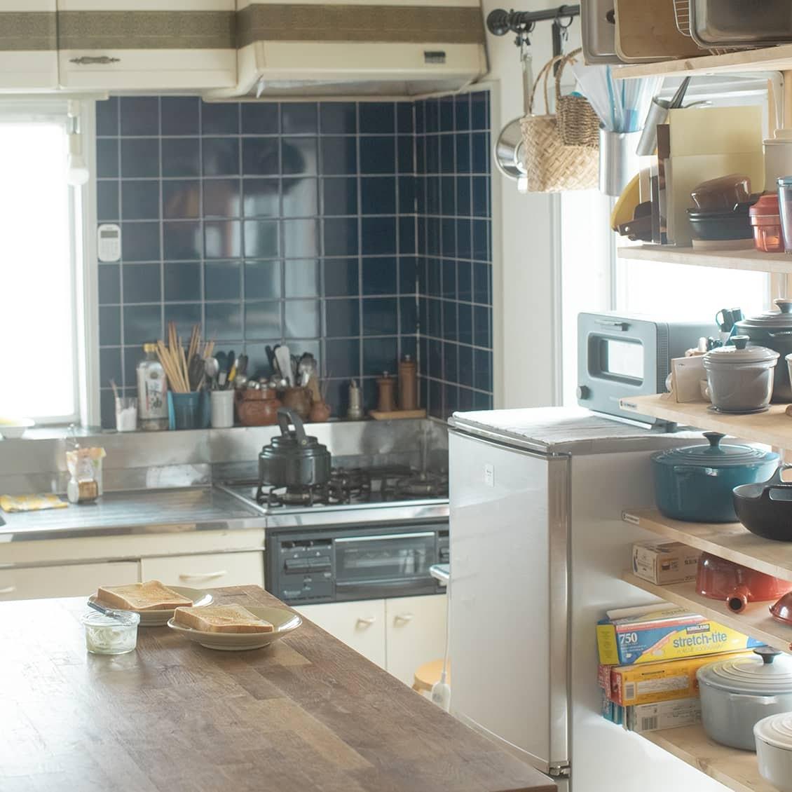 【キッチンカウンターの活用術】仕切りの数は? 家電の位置は? カウンターの使い方アイデア