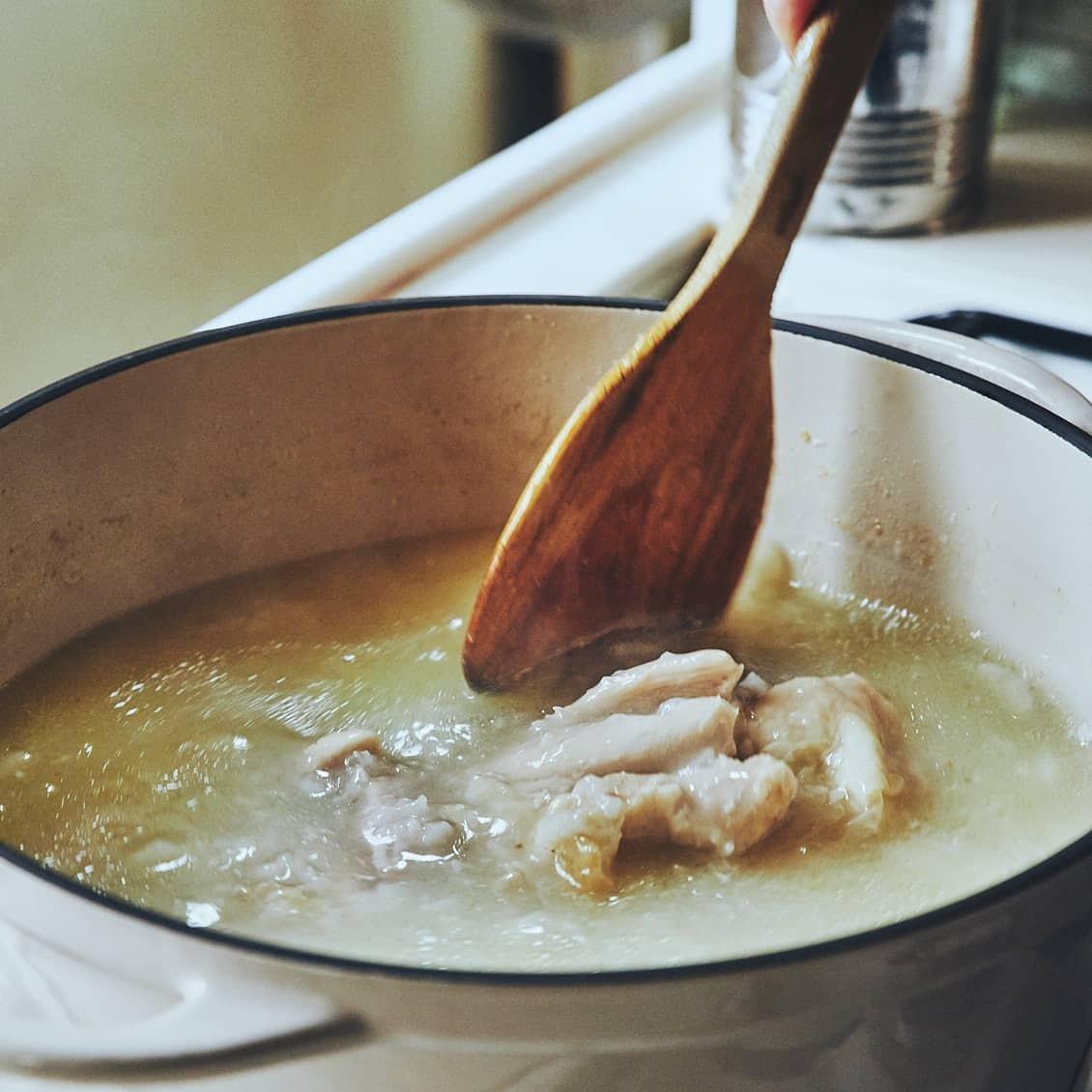 【体いたわる、おうち参鶏湯】第2話:スーパーで買えるものだけ! 自宅でできる簡単参鶏湯レシピ