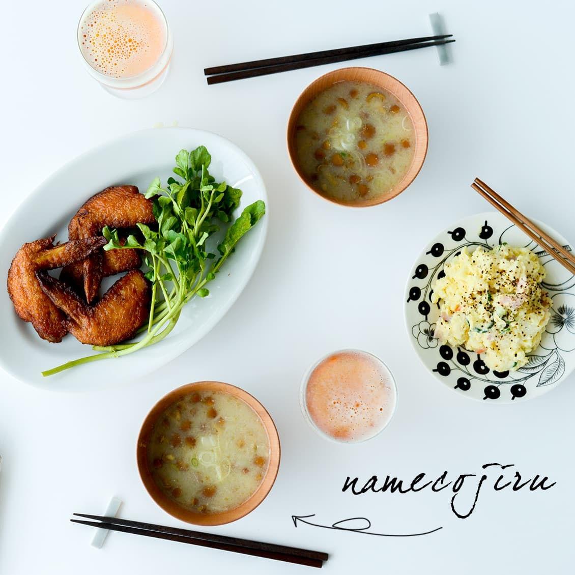 【いいものカタログ|食卓・台所道具編】暮らしの定番品見直してみませんか?スープだって似合う、天然木のお椀