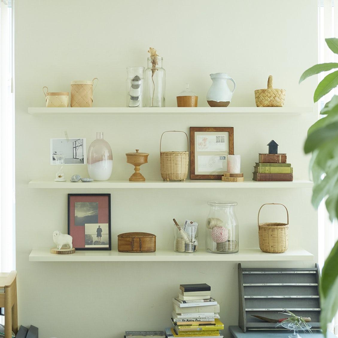 【飾り棚で、理想の我が家】インテリアの印象を決める「飾り棚」のおしゃれな使い方って?