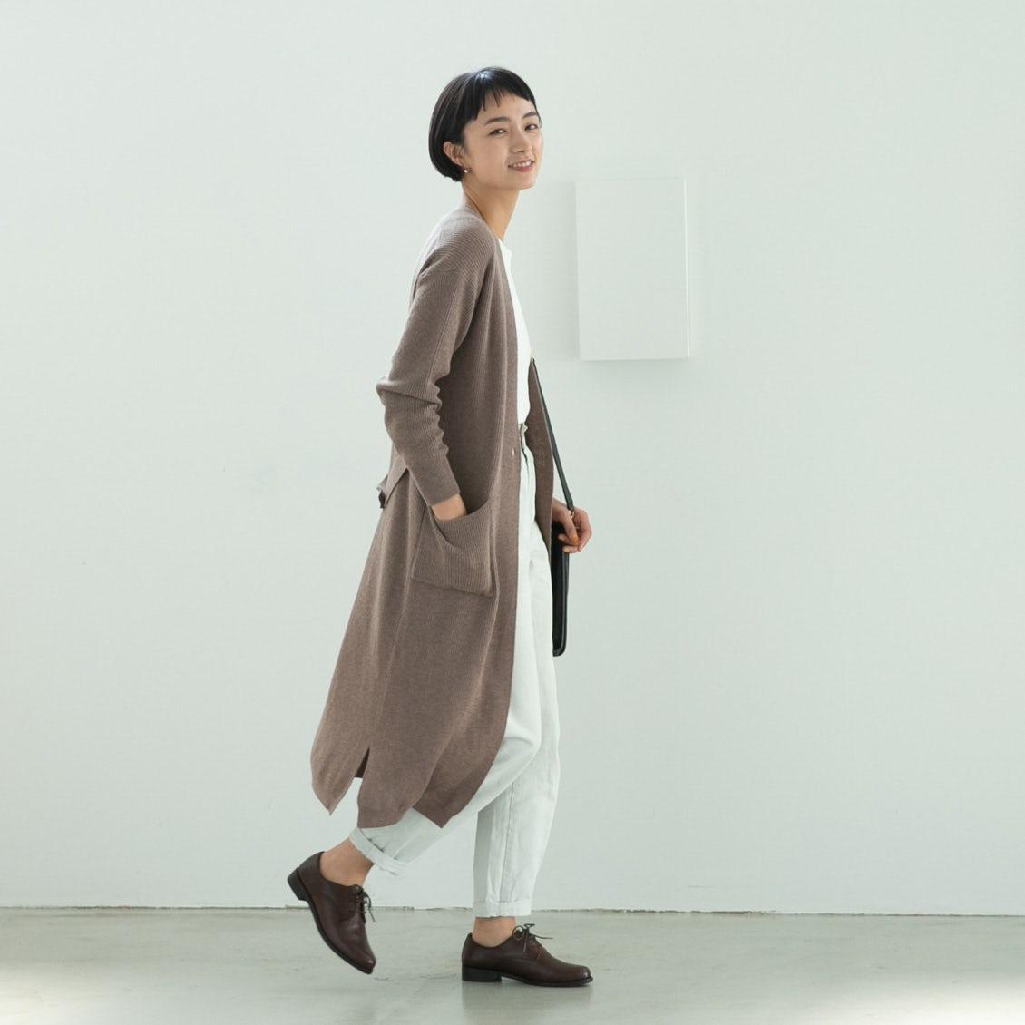 【再入荷】羽織るだけでスタイルアップ♪ 人気の「ロングカーディガン」が今年も数量限定で登場です!