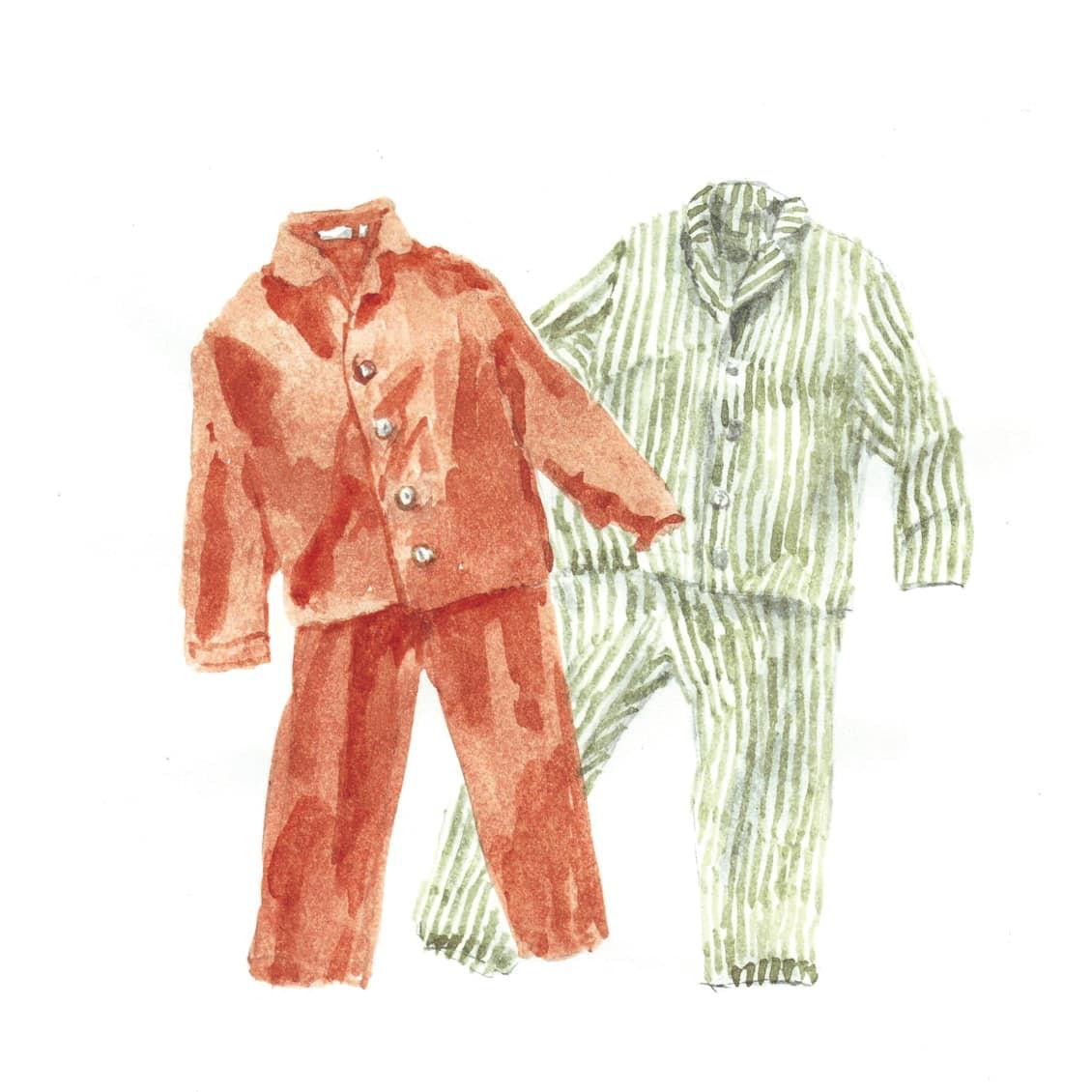 【あると、うれしい】贅沢は、たぶんお金じゃない。心を豊かにしてくれるパジャマやタオルの話