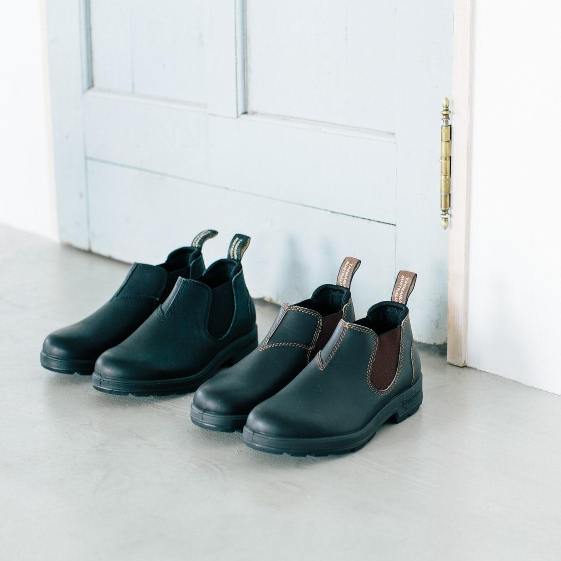 【新商品】まるでスニーカーみたいな履き心地!雨の日も履けるレザーブーツが登場です。