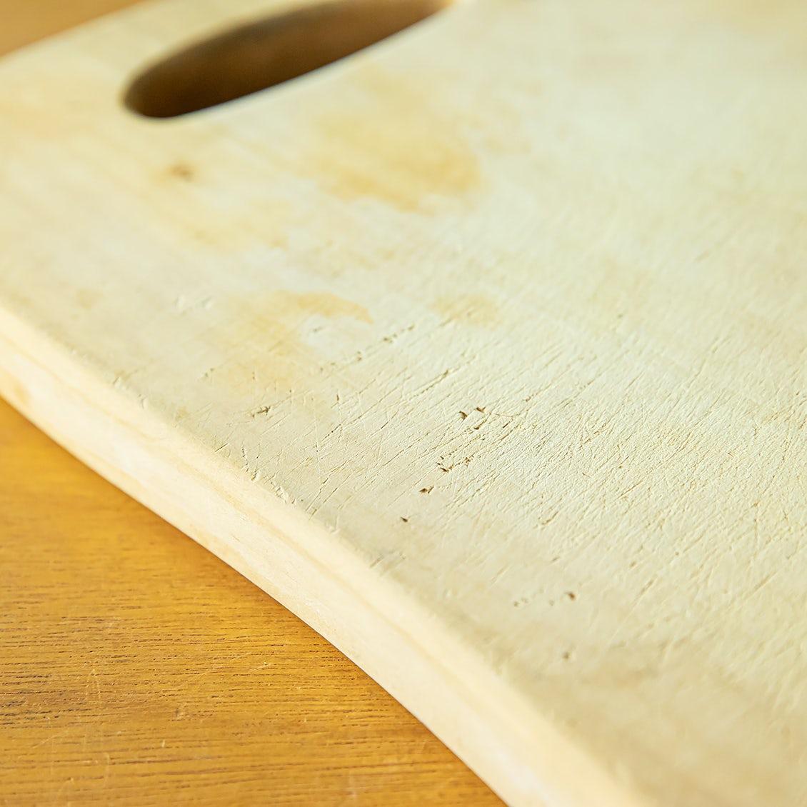 【台所道具のいろは】まな板編: 黒ずみはどうする?削り直しは必要? 気になる悩みを相談しました