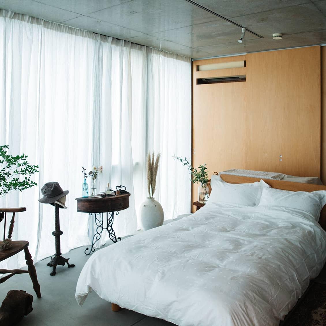 【BRAND NOTE】使って実感、北欧流の豊かな眠り。包まれるような「やさしい寝具」たち。