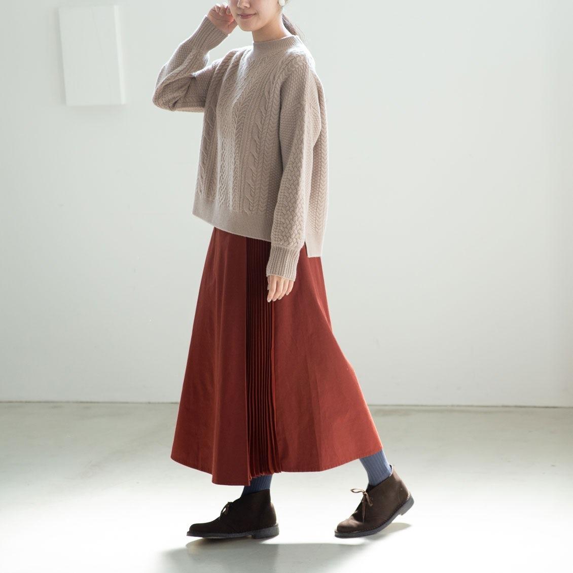 【新商品】自分らしさをひとさじ。オリジナルのサイドプリーツスカートが登場です。