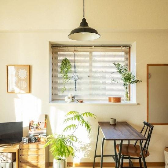 【BRAND NOTE】スタッフ宅で実践!賃貸でも取り付けOKな、ニトリの「ブラインド」