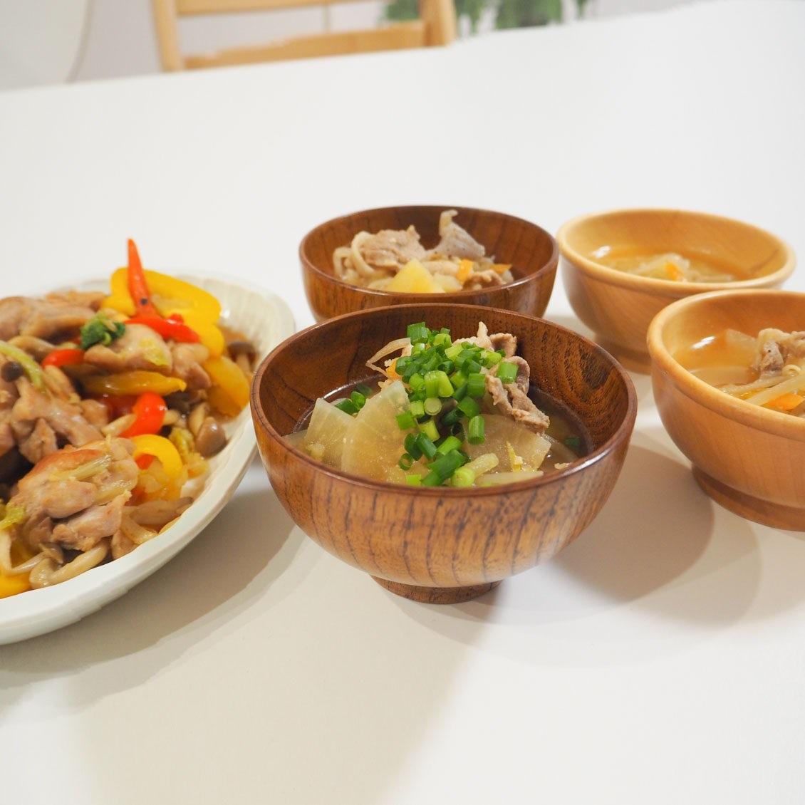 【バイヤーのコラム】お味噌汁のパワーを感じた、うれしい食卓。