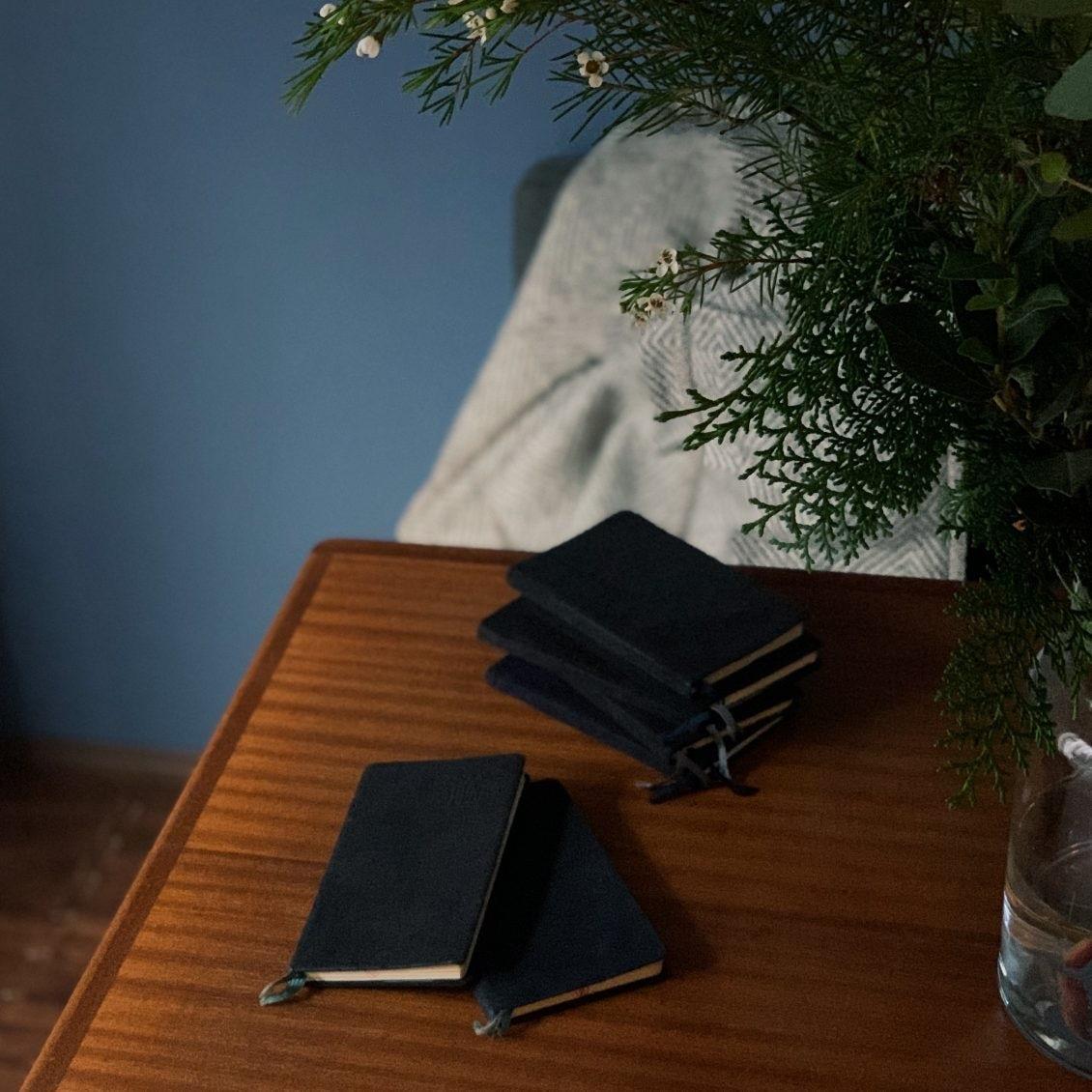 【スタッフコラム】ある人の手帳を開いて。