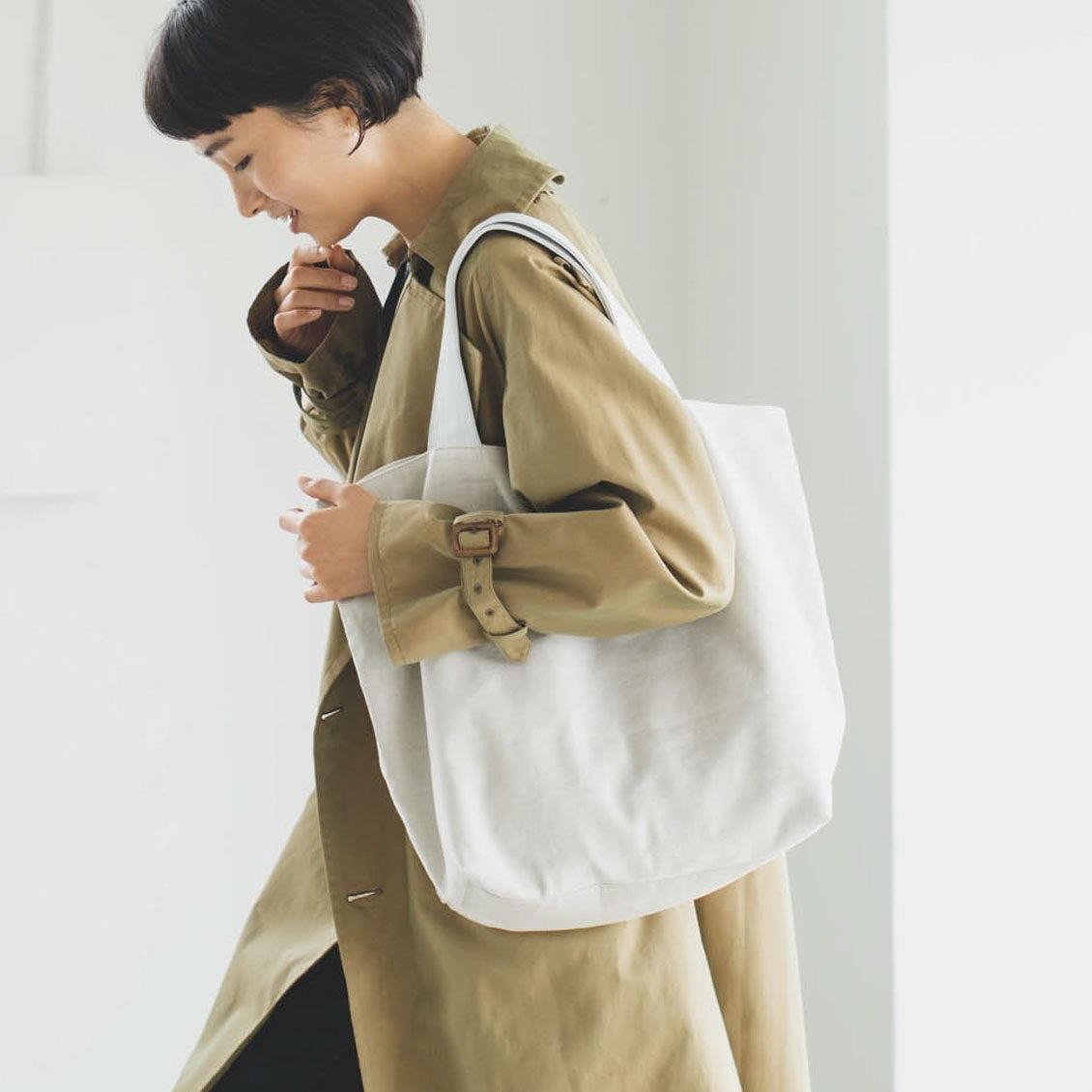 【新商品】当店で大人気の「yes」から、容量たっぷり2WAYトートバッグが登場!