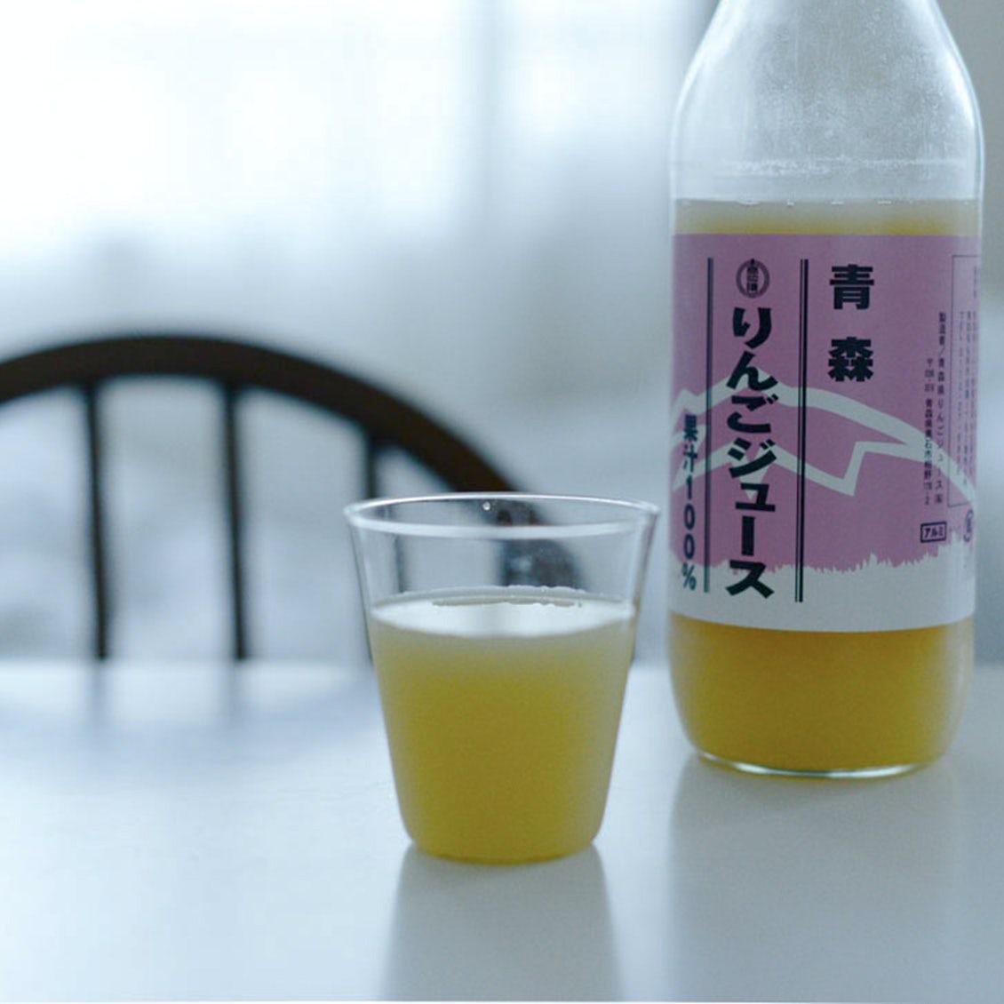 【スタッフコラム】ちょっと良いりんごジュース