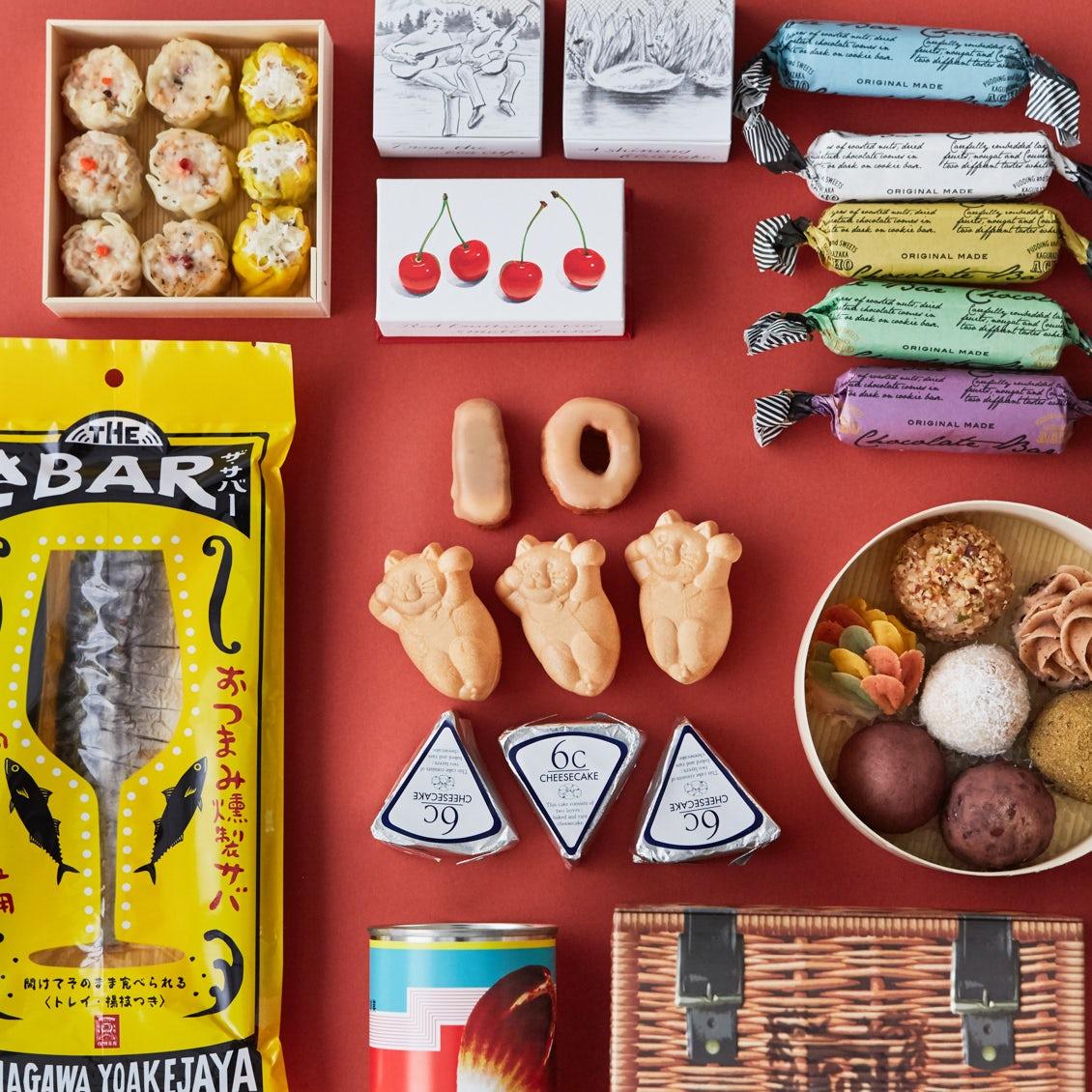 【ときめく手みやげ】第17回:今年の手みやげベスト10〈前編〉。かわいいお菓子が勢揃いしました!