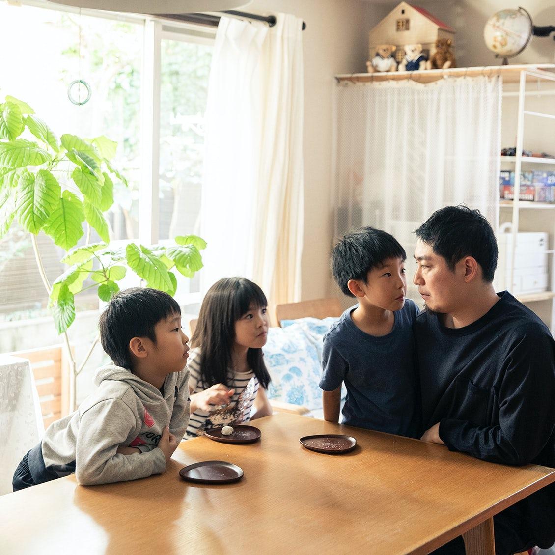 【あのひとの子育て】木村文平さん〈後編〉ありがとうが3倍になって返ってくる。だから3倍の気持ちでやろうと思っています