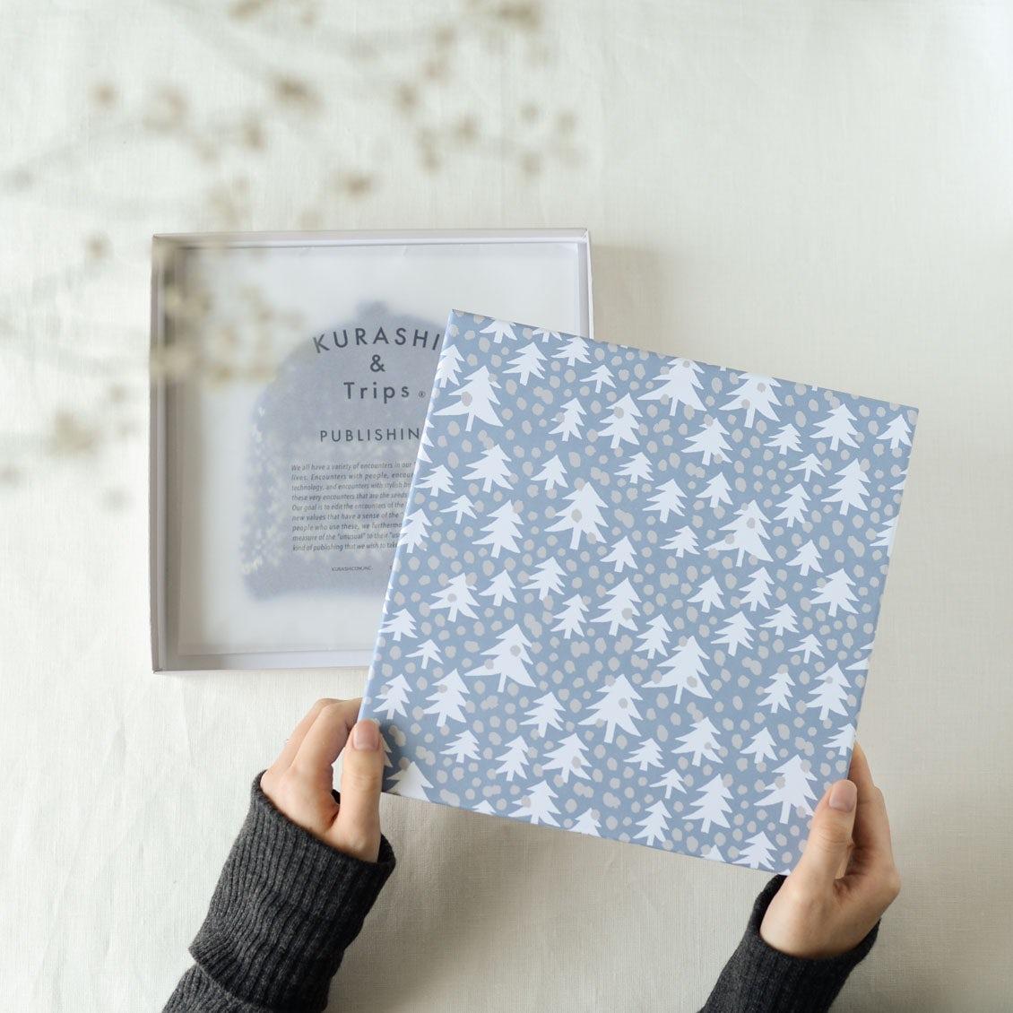 【新商品】冬の特別企画!当店初のオリジナル「X'masギフトボックス」を作りました。