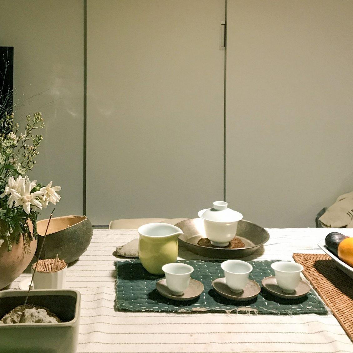 【スタッフコラム】お茶の香りに夢中です。