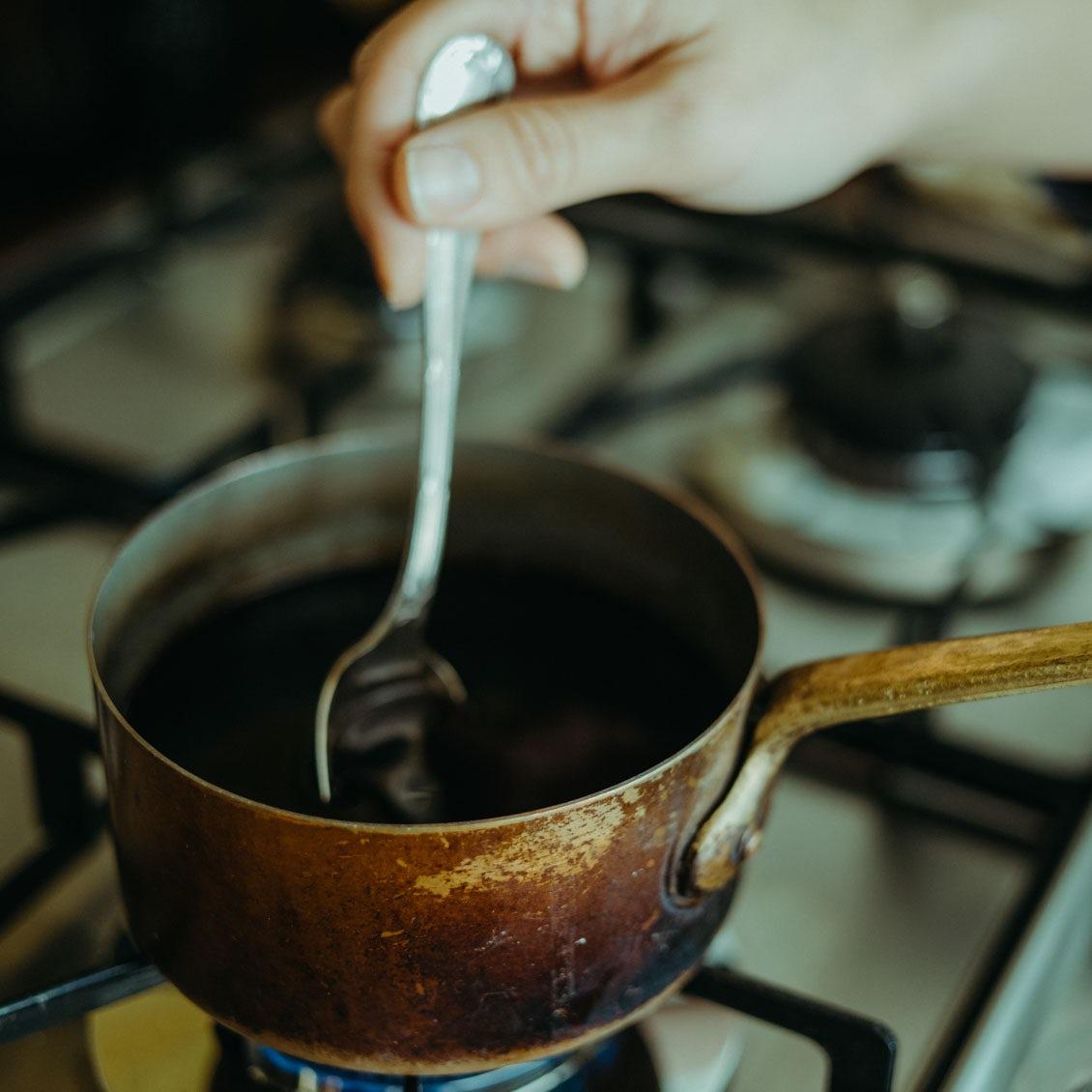 【冬のコンディション術】後編:免疫力をあげる!おいしい「エルダーベリーのシロップ」の簡単な作り方