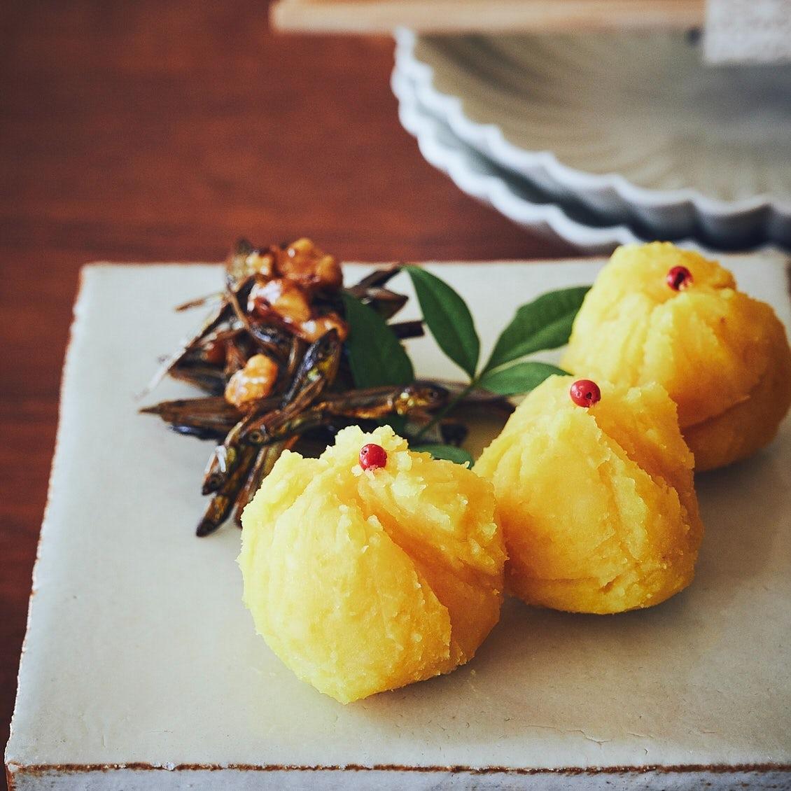 【おせちは大晦日から】第1話:りんごジュースで失敗しらず! 甘さ控えめの「きんとん」レシピ