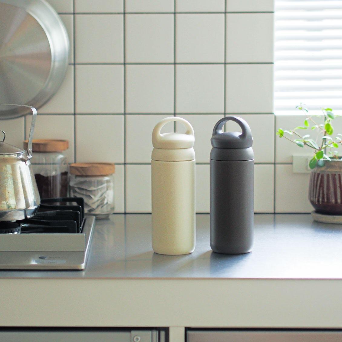 【新商品】ストレスフリーな使い心地がお気に入り! KINTO「デイオフタンブラー」が新登場です。