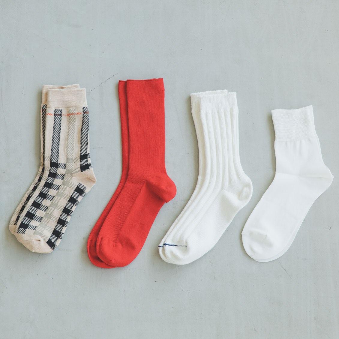 【まとめ】スタイリストに聞いた!おしゃれに見える、大人の靴下選びって?