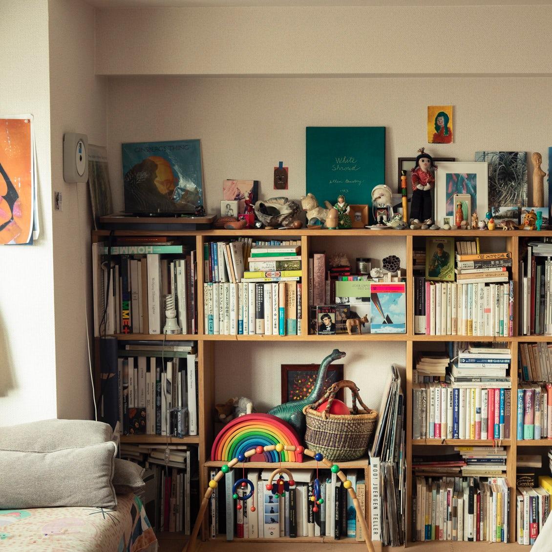 【本棚を主役に】本棚をおしゃれに見せるには?選んだポイントや置き方のマイルールを聞いてみました