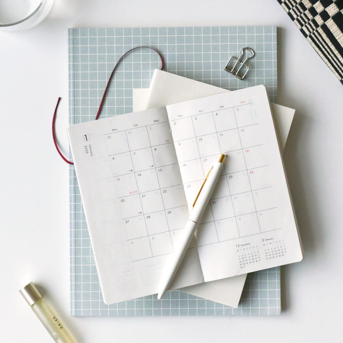 【手帳の書き方】前編:スマホと手帳どうやって使い分ける?プロに教わりました。