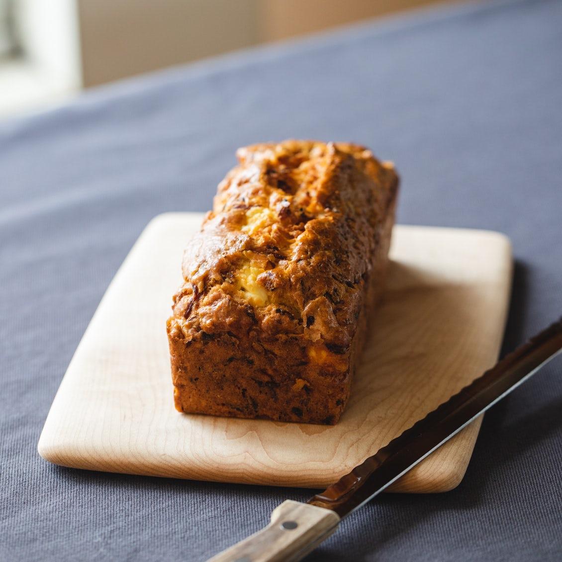 【野菜すきになあれ】第3話:たまねぎの旨みがギュッ! パウンドケーキのレシピ
