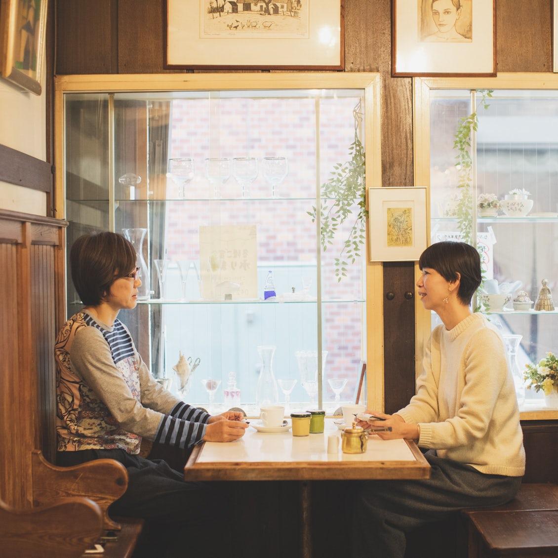 【店長佐藤 ×『かもめ食堂』の監督 荻上直子さん】ままならなさも肯定したい。子育ての日々を描いた新作ショートムービーについて語りました