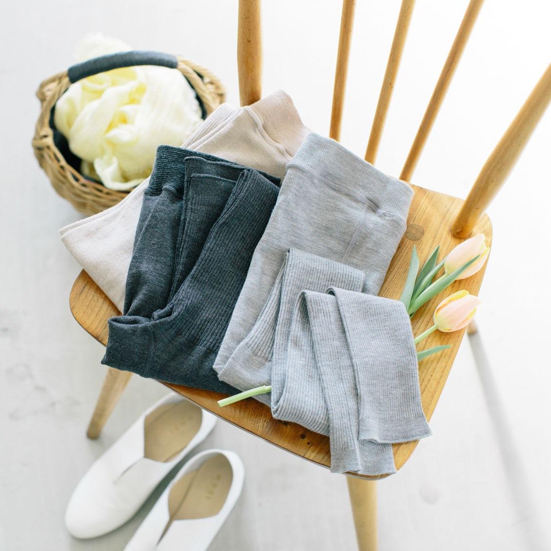 【スタッフ着用レビュー】DRESS HERSELFのレギンスを、3名のスタッフが着てみました