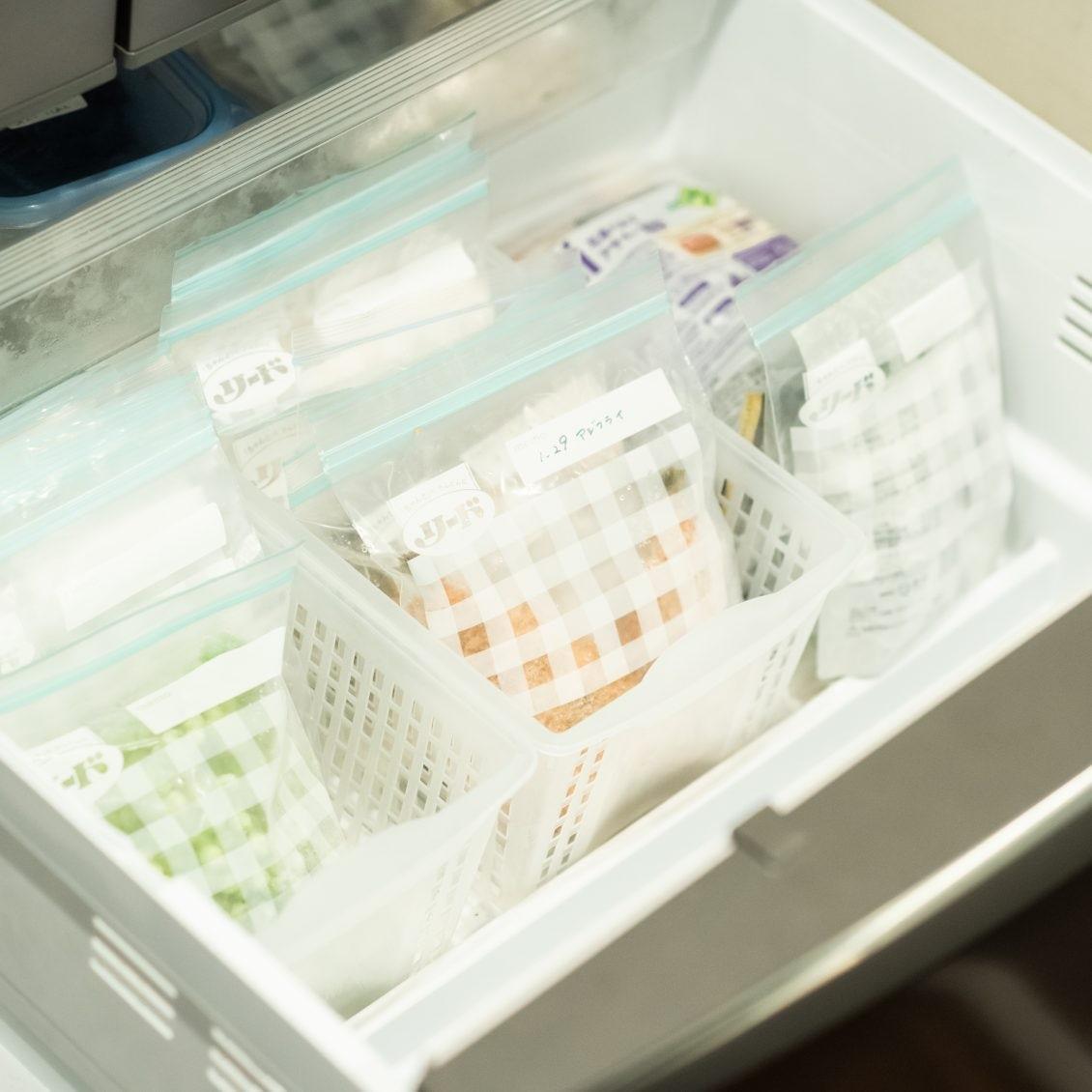 【使いきる、冷蔵庫収納】第3話:「立てて収納」がキホン。冷凍庫を最大限に使うアイデア