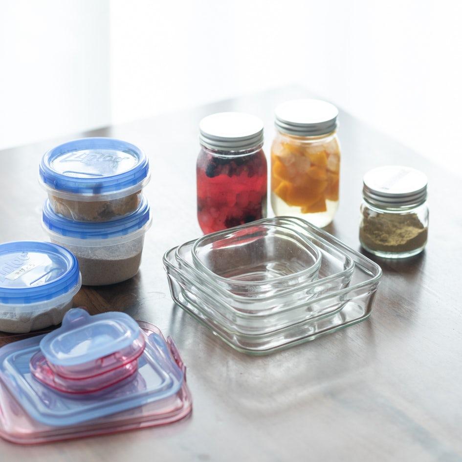 【使いきる、冷蔵庫収納】第2話:中がすっきり見渡せる!オススメの「保存容器」と「配置」