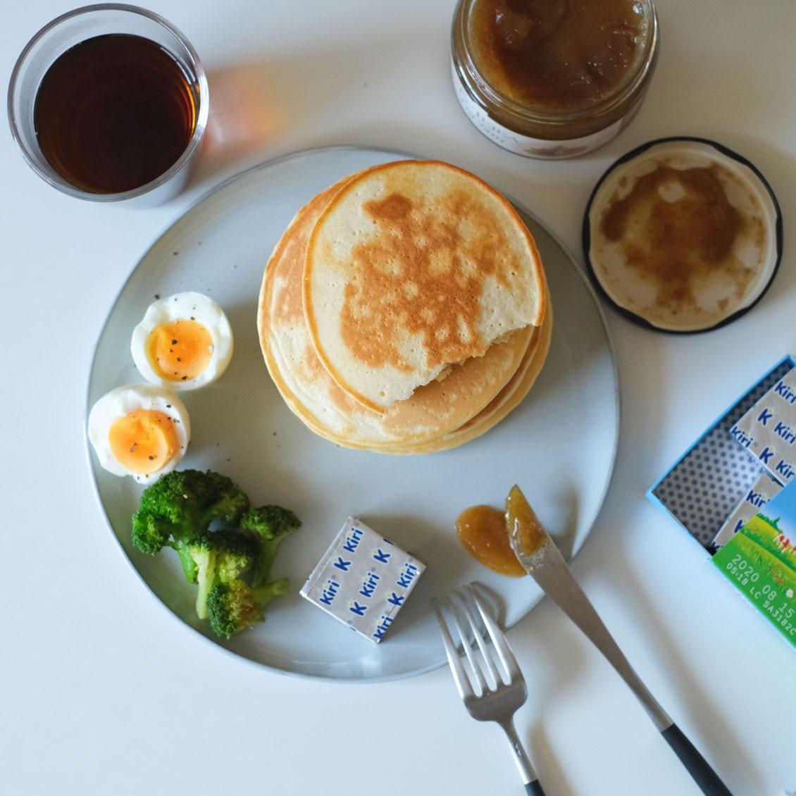 【朝食と器】ホットサンドからパンケーキまで。スタッフの「休日朝ごはん」を大解剖!(vol.2)