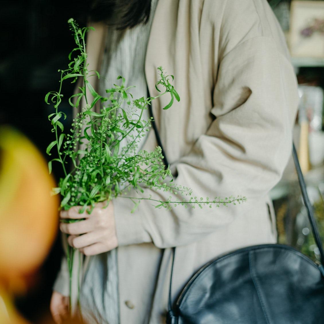 【花と暮らすを、始めたい】第2話:花屋さんで迷ったら、こんなお花の選び方を