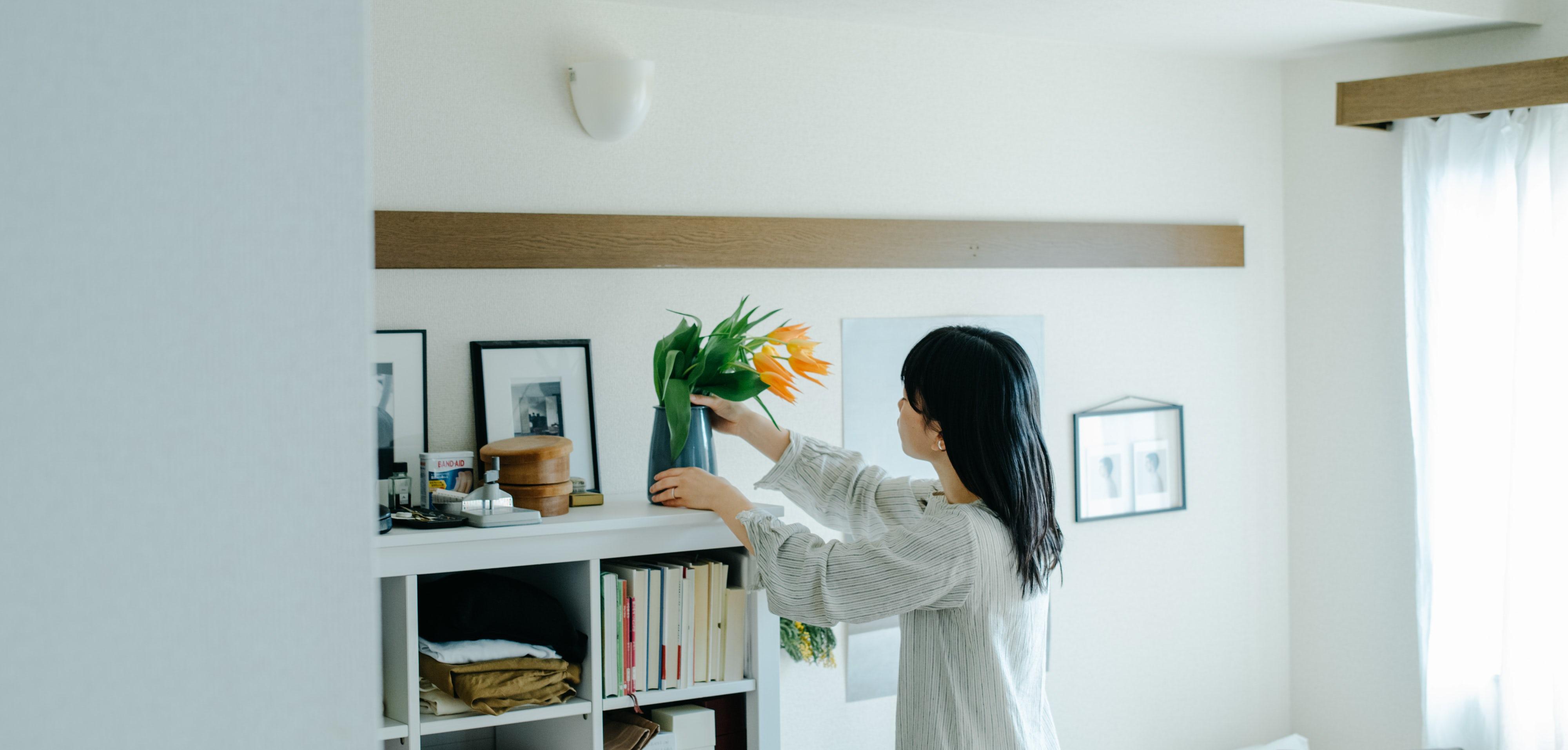 花と暮らすを、始めたいの画像