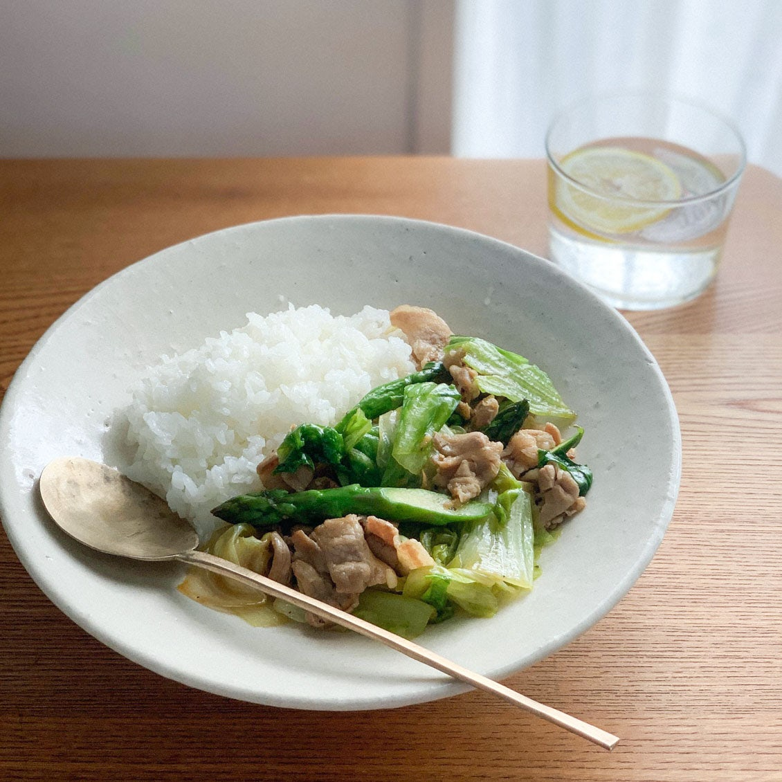 【料理を好きでいたいから】前編:悩むのを、できるだけやめるために。一生使える「炒め物の方程式」編