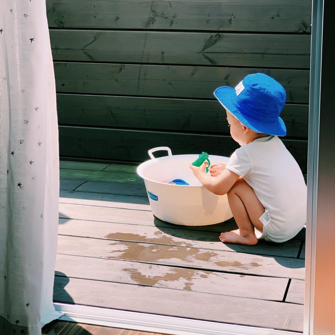 【スタッフコラム】1歳8ヶ月、息子の心遣い