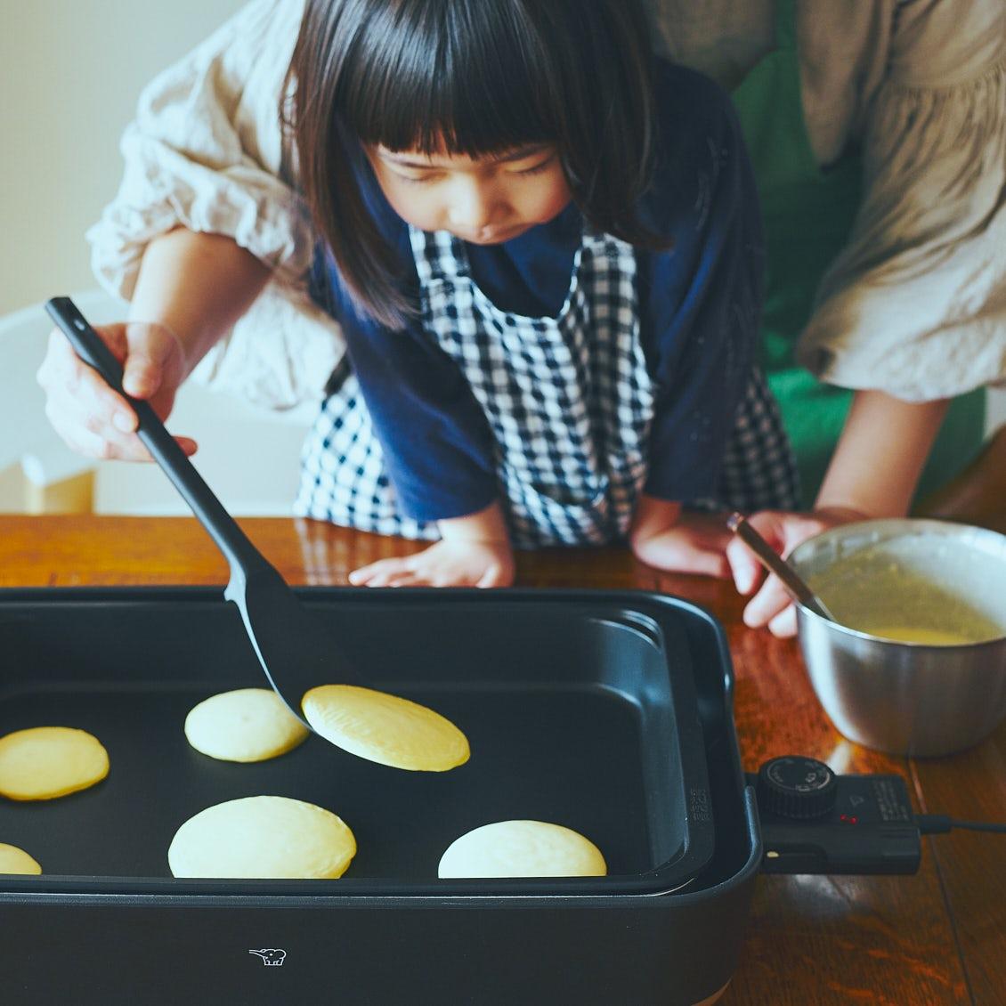 【お家ごはんのまんなかに】使いやすくて、見た目も好き。家族みんなが愛着を持てる「キッチン家電」があったなら