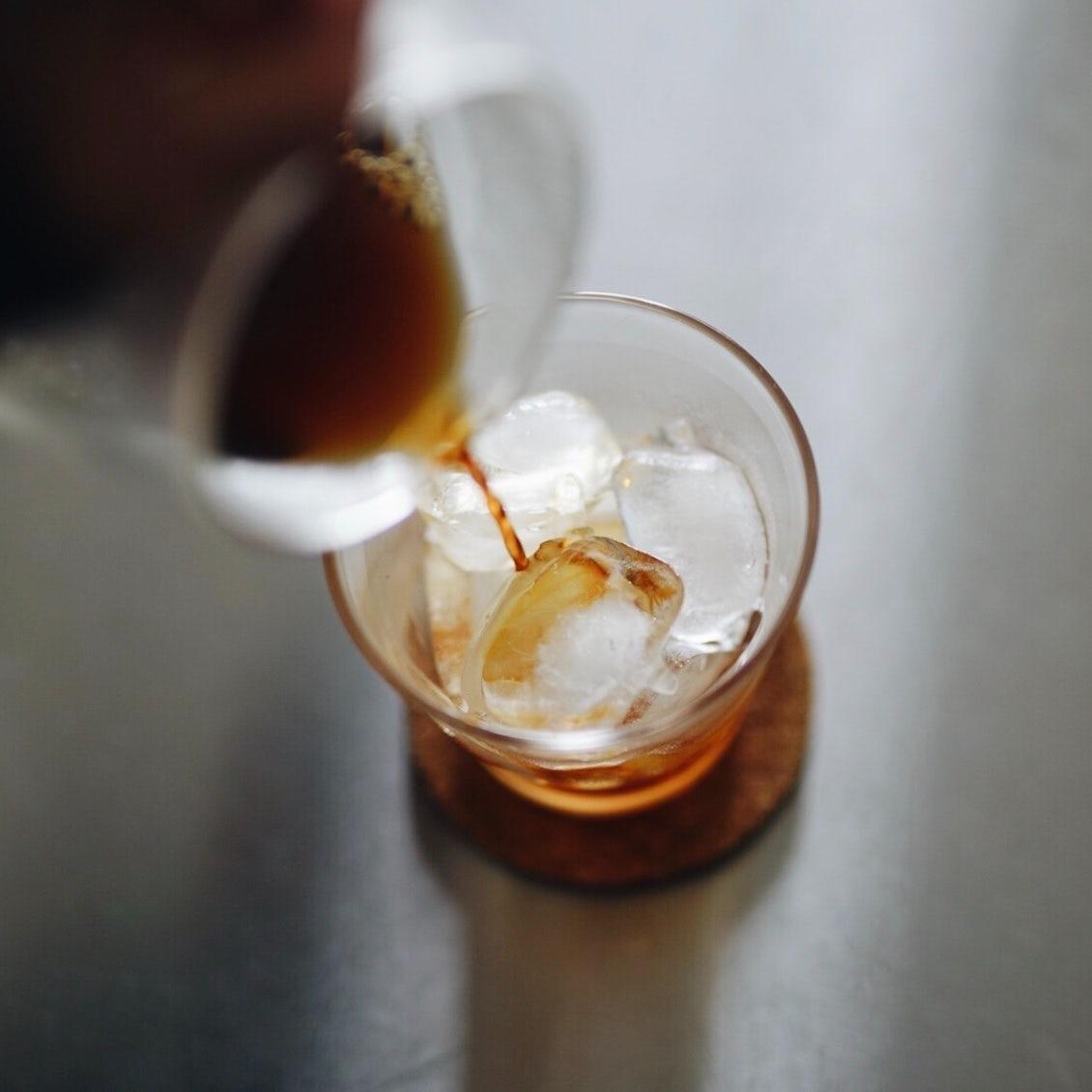【僕のおやつ日記】プロセスごと愛したい、アイスコーヒーのレシピ